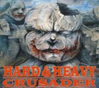 [Crusader Hard and Heavy Album Cover]