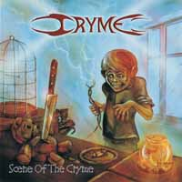 [Cryme Scene Of The Cryme Album Cover]
