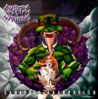 [Cryptic Warning Sanity's Aberration Album Cover]
