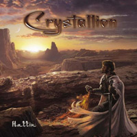 [Crystallion Hattin Album Cover]