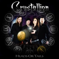 [Crystallion Heads or Tails Album Cover]