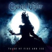 [Crystal Viper Tales of Fire and Ice Album Cover]