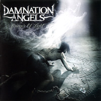 Damnation Angels Bringer Of Light Album Cover