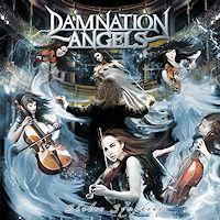 [Damnation Angels Shadow Symphony  Album Cover]