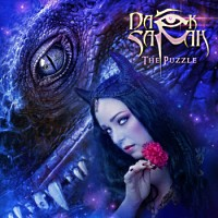 [Dark Sarah The Puzzle Album Cover]