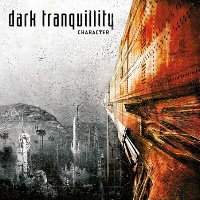 [Dark Tranquillity Character Album Cover]