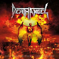 [Death Angel Sonic Beatdown - Live in Germany Album Cover]
