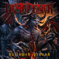 [Death Dealer Hallowed Ground Album Cover]
