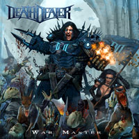 [Death Dealer War Master Album Cover]