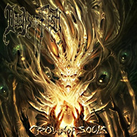 [Deeds of Flesh Crown of Souls Album Cover]
