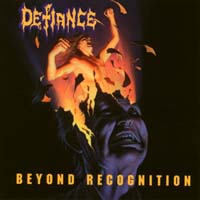 [Defiance Beyond Recognition Album Cover]