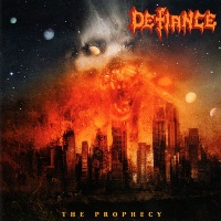 [Defiance The Prophecy Album Cover]