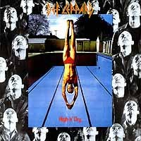 [Def Leppard High 'n' Dry Album Cover]