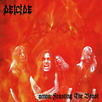 [Deicide Amon : Feasting The Beast Album Cover]