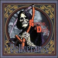 [Deliverance Greetings Of Death, Etc. Album Cover]