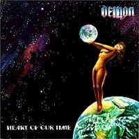Demon Heart of Our Time Album Cover