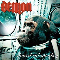 [Demon Spaced Out Monkey Album Cover]