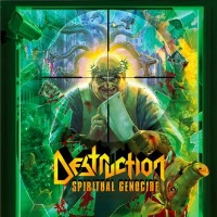 [Destruction Spiritual Genocide Album Cover]