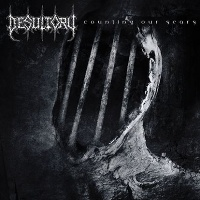 [Desultory Counting Our Scars Album Cover]