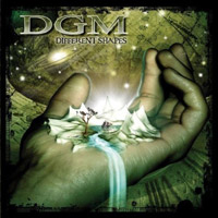 DGM Different Shapes Album Cover