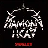 [Diamond Head Singles Album Cover]