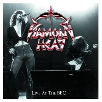 [Diamond Head Live at the BBC Album Cover]