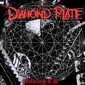[Diamond Plate Relativity EP Album Cover]