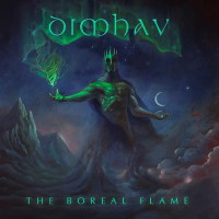 [Dimhav The Boreal Flame Album Cover]