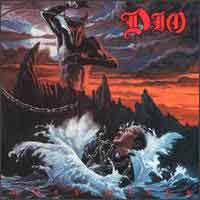 [Dio Holy Diver Album Cover]