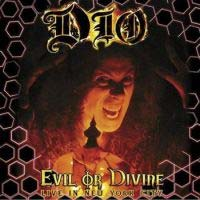 [Dio Evil or Divine: Live in New York City Album Cover]
