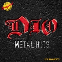 [Dio Metal Hits Album Cover]