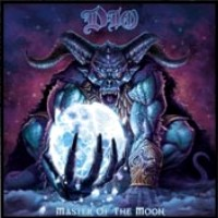 [Dio Master of the Moon Album Cover]