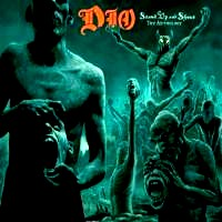 [Dio Stand Up and Shout: The Anthology Album Cover]
