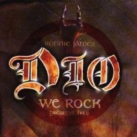 [Dio We Rock - Greatest Hits Album Cover]