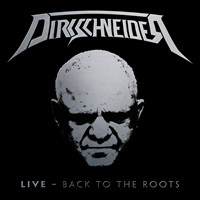 Dirkschneider Live - Back to The Roots Album Cover