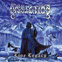 [Dissection Live Legacy Album Cover]