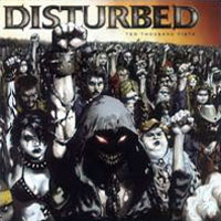 [Disturbed Ten Thousand Fists Album Cover]