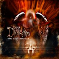 Divinefire Into A New Dimension Album Cover
