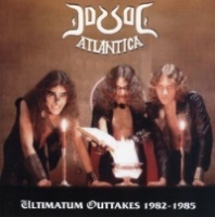 [Dorsal Atlantica Ultimatum Outtakes 1982-1985 Album Cover]