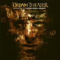 [Dream Theater Metropolis Pt. 2: Scenes from a Memory Album Cover]