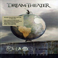 [Dream Theater Chaos in Motion 2007/2008 Album Cover]