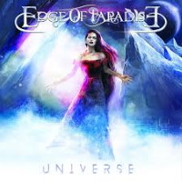 [Edge of Paradise Universe Album Cover]