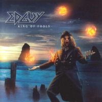 Edguy King Of Fools Album Cover