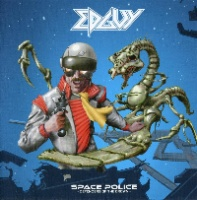 [Edguy Space Police - Defenders of the Crown - Album Cover]