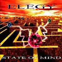 [Elegy State of Mind Album Cover]