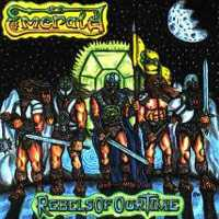 Emerald Rebels Of Our Time Album Cover
