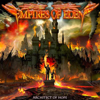 [Empires Of Eden Architect Of Hope Album Cover]