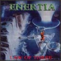 [Enertia Law Of Three Album Cover]
