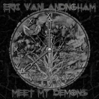 [Eric VanLandingham Meet My Demons Album Cover]