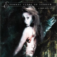 [Eternal Tears Of Sorrow A Virgin and a Whore Album Cover]